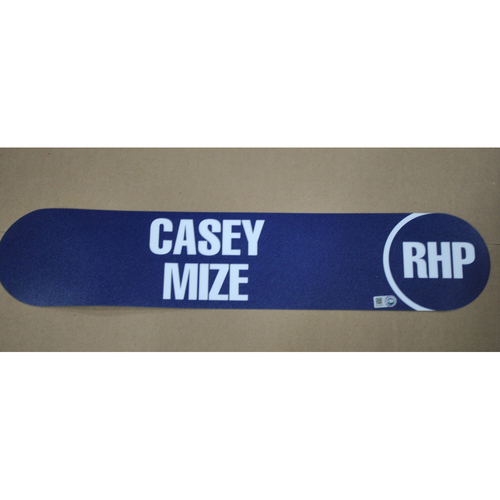 Photo of 2018 MLB Draft Nameplate - Casey Mize
