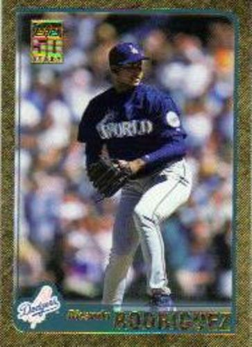 Photo of 2001 Topps Traded Gold #T188 Ricardo Rodriguez