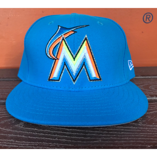 Game-Used Hat: Don Mattingly (Player's Weekend) - Size 7 3/8