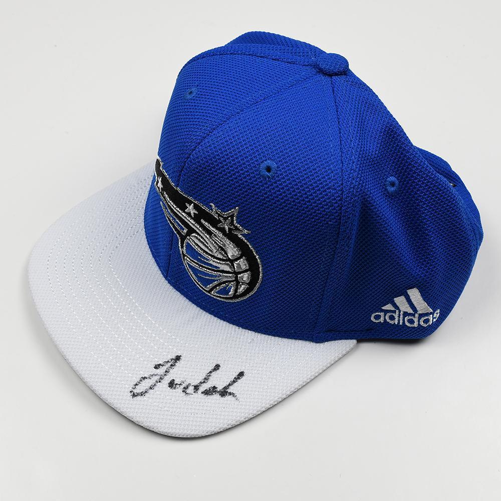 Jonathan Isaac - Orlando Magic - 2017 NBA Draft - Autographed Hat