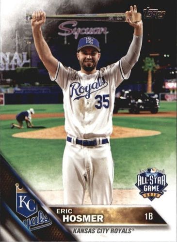 Photo of 2016 Topps Update #US194A Eric Hosmer AS