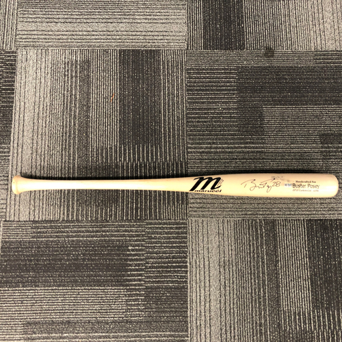 Photo of 2018 Holiday Deal! - 2018 Autographed Team Issued Pro Model Bat (Player Collected) - #28 Buster Posey