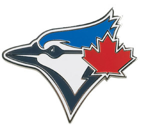 Toronto Blue Jays Secondary Bird Head Logo Lapel Pin by Wincraft