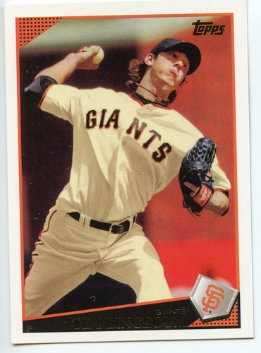 Photo of 2016 Topps Berger's Best Series 2 #BB22009 Tim Lincecum