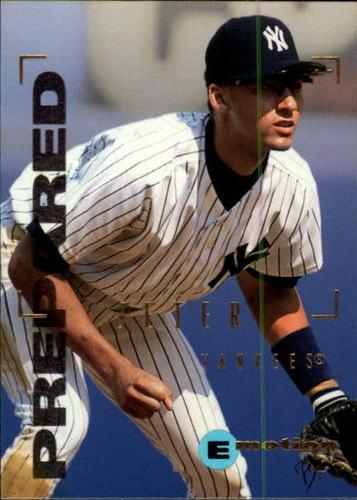 Photo of 1995 Emotion #60 Derek Jeter