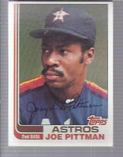 Photo of 1982 Topps #119 Joe Pittman