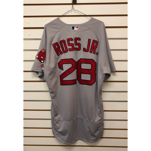 Photo of Robbie Ross Jr. Team-Issued 2017 Road Jersey