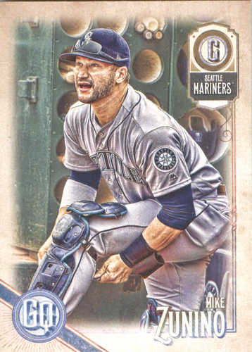 Photo of 2018 Topps Gypsy Queen #139 Mike Zunino