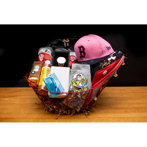 Photo of Joe Kelly Favorite Things Basket