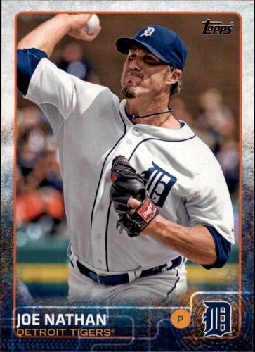 Photo of 2015 Topps #54 Joe Nathan