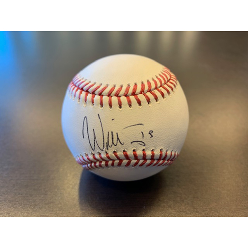 Photo of Giants Community Fund: Will Smith Autographed Baseball