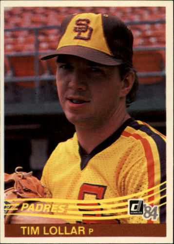 Photo of 1984 Donruss #284 Tim Lollar
