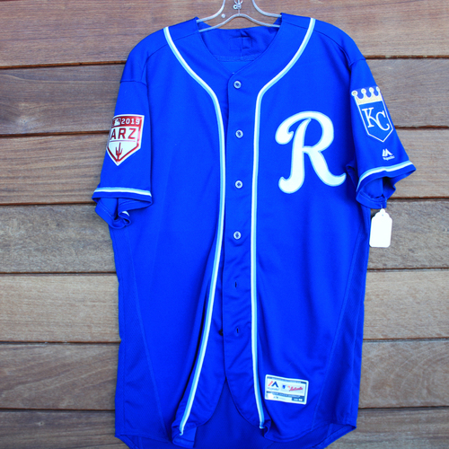 Team-Issued Jersey: Brad Boxberger (size 46)