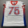 NFL - Browns Joel Bitonio Special Issued 2021 Pro Bowl Jersey Size 48