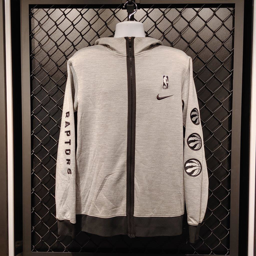 2020-21 Player Worn Grey Showtime On-Court Tracksuits