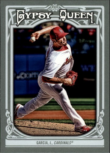 Photo of 2013 Topps Gypsy Queen #264 Jaime Garcia