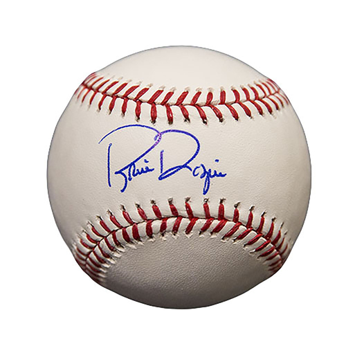 Photo of Autographed Brian Dozier Baseball