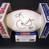 NFL - TEXANS WR KEKE COUTEE SIGNED PANEL BALL