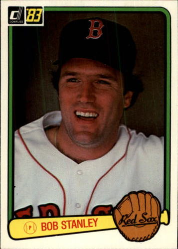 Photo of 1983 Donruss #386 Bob Stanley