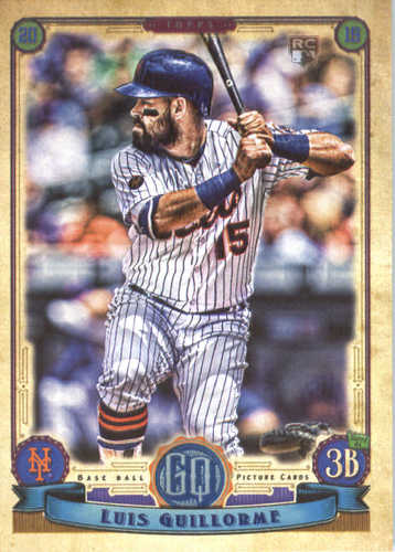 Photo of 2019 Topps Gypsy Queen #119 Luis Guillorme
