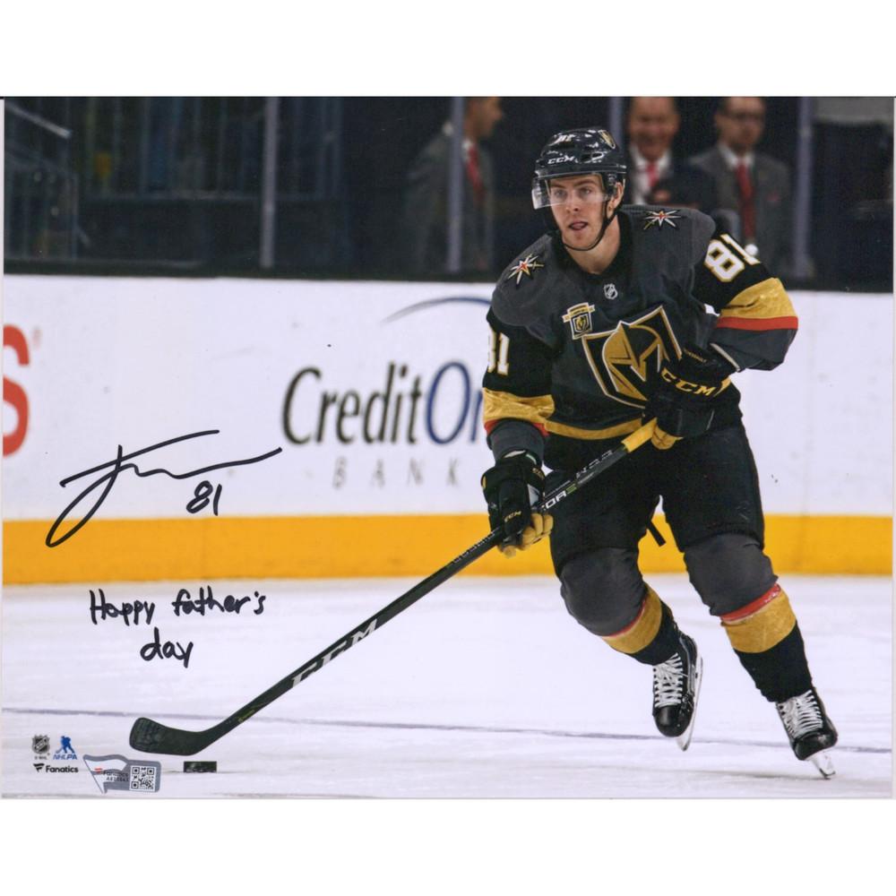 Jonathan Marchessault Vegas Golden Knights Autographed 8