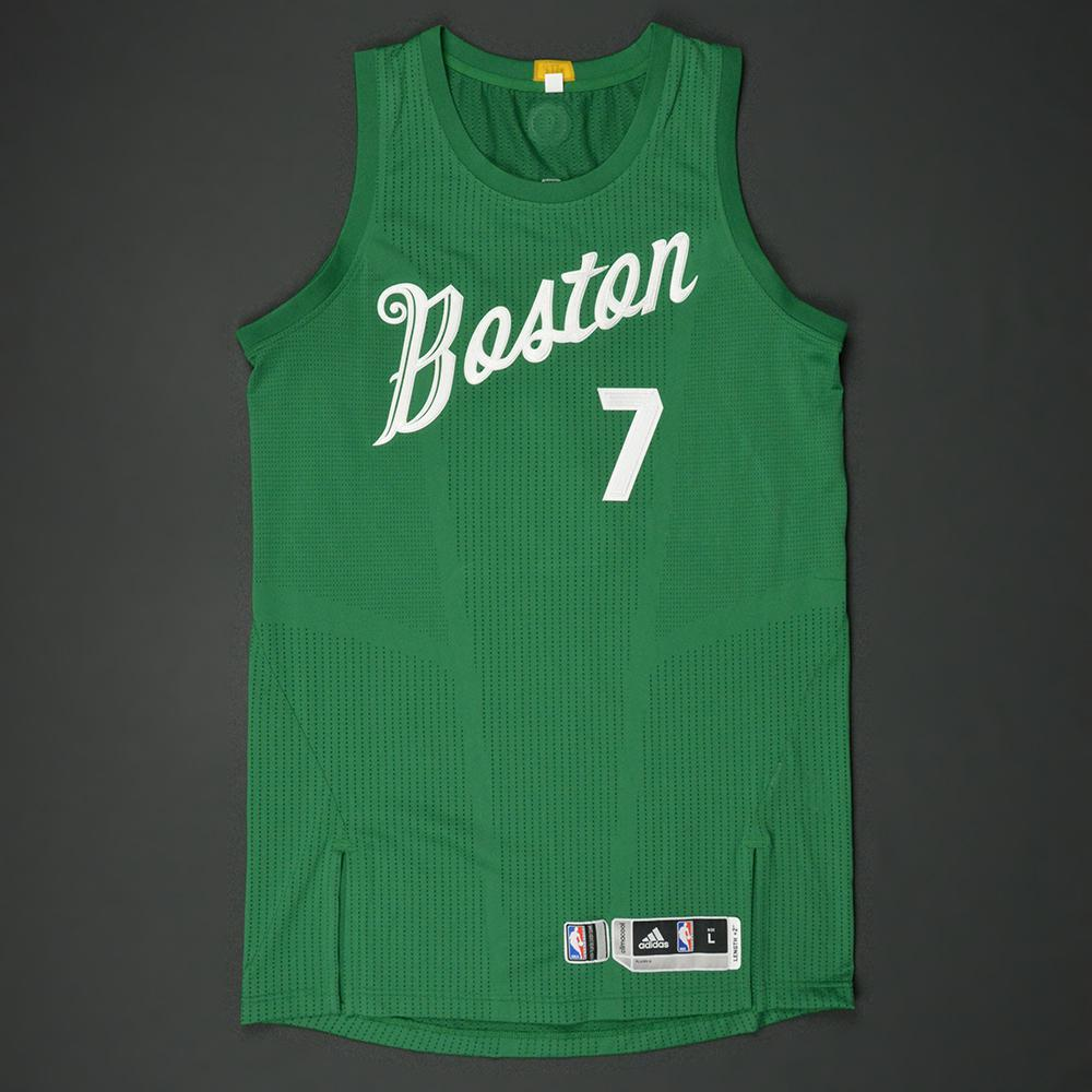 cheaper c08d9 44c15 Jaylen Brown - Boston Celtics - NBA Christmas Day '16 - Game ...