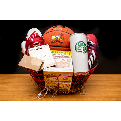 Photo of Eduardo Nunez Favorite Things Basket
