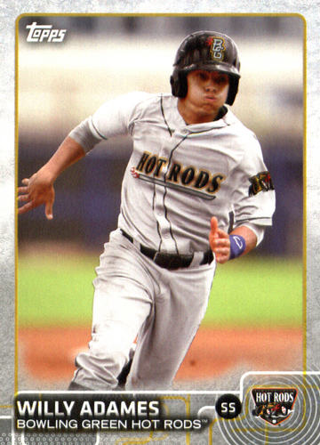 Photo of 2015 Topps Pro Debut #22 Willy Adames
