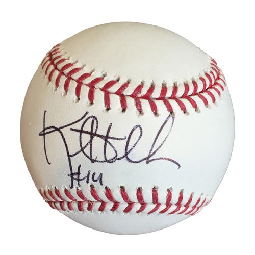 Photo of Autographed Kent Hrbek Baseball