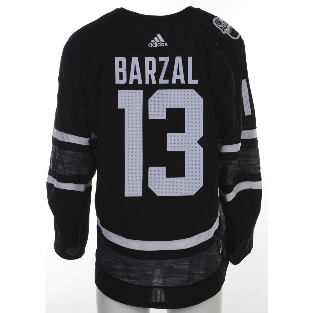 Mathew Barzal New York Islanders Game-Used 2019 All-Star Game Jersey