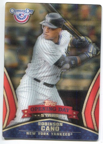Photo of 2013 Topps Opening Day Stars #ODS6 Robinson Cano