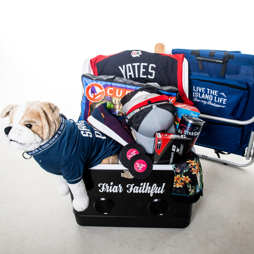 "Photo of Kirby Yates ""Favorite Things"" Basket"