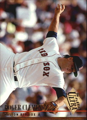 Photo of 1994 Ultra #11 Roger Clemens