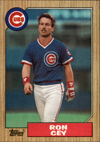 Photo of 1987 Topps #767 Ron Cey