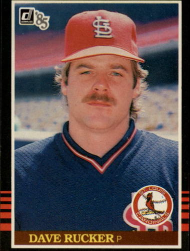 Photo of 1985 Donruss #260 Dave Rucker
