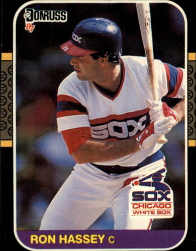 Photo of 1987 Donruss #532 Ron Hassey