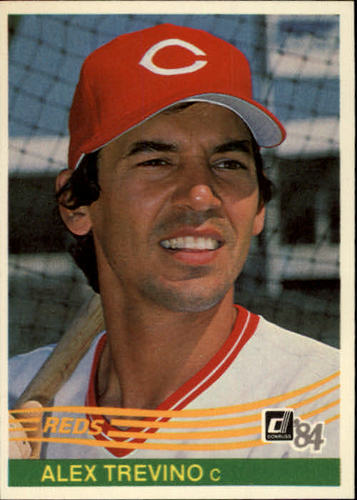 Photo of 1984 Donruss #286 Alex Trevino