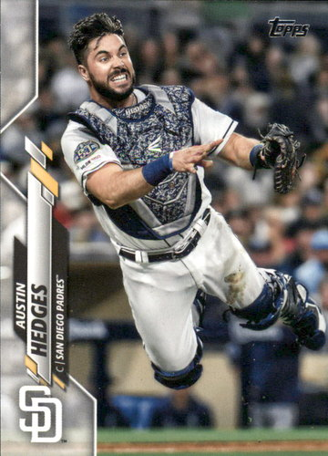 Photo of 2020 Topps #320 Austin Hedges