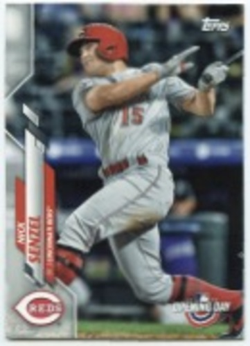 Photo of 2020 Topps Opening Day #99 Nick Senzel