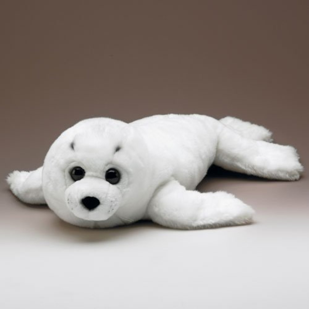 Photo of Harp Seal Plush Toy 26""