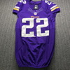 NFL - Vikings Harrison Smith Signed Authentic Jersey Size 40
