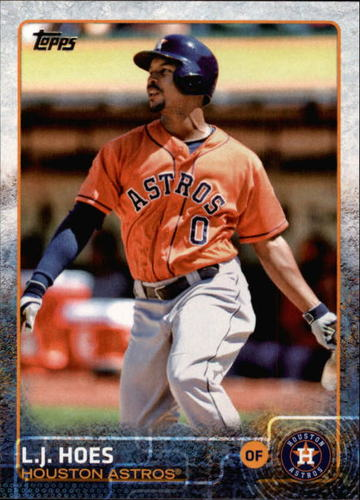 Photo of 2015 Topps #365 L.J. Hoes