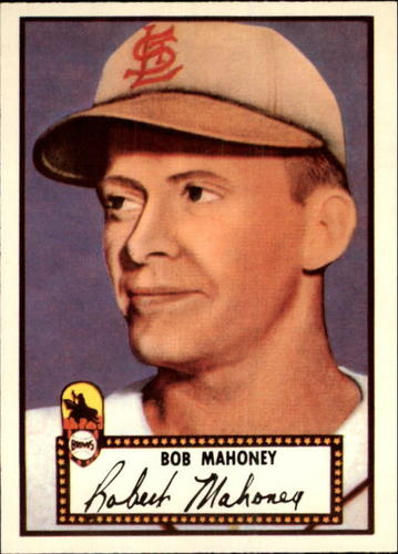 Photo of 1983 Topps 1952 Reprint #58 Bob Mahoney