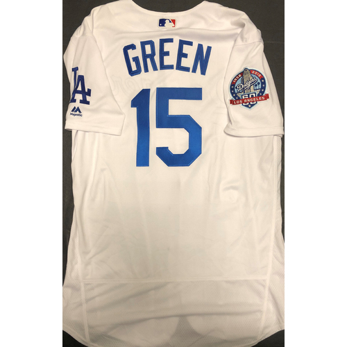 Photo of Shawn Green Los Angeles Dodgers Jersey - Size 48