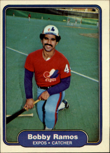 Photo of 1982 Fleer #203 Bobby Ramos