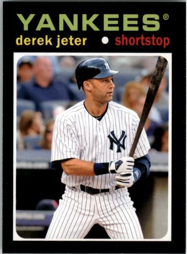 Photo of 2013 Topps Update '71 Topps Minis #3 Derek Jeter