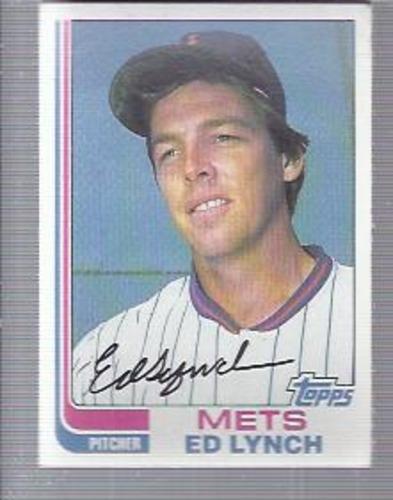 Photo of 1982 Topps #121 Ed Lynch