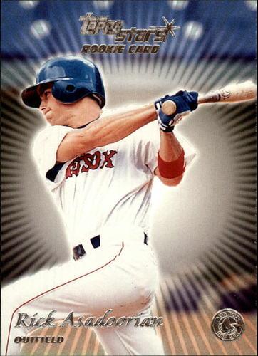 Photo of 2000 Topps Stars #144 Rick Asadoorian RC