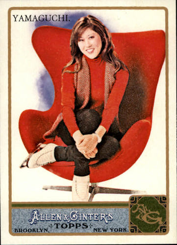 Photo of 2011 Topps Allen and Ginter #24 Kristi Yamaguchi