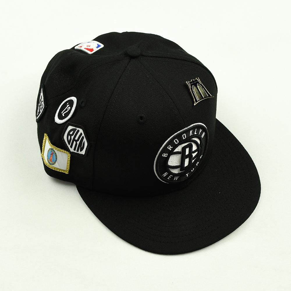 Dzanan Musa - Brooklyn Nets - 2018 NBA Draft Class - Draft Night Photo-Shoot Worn Hat